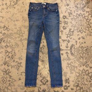 Zara Skinny Jeans Size 2
